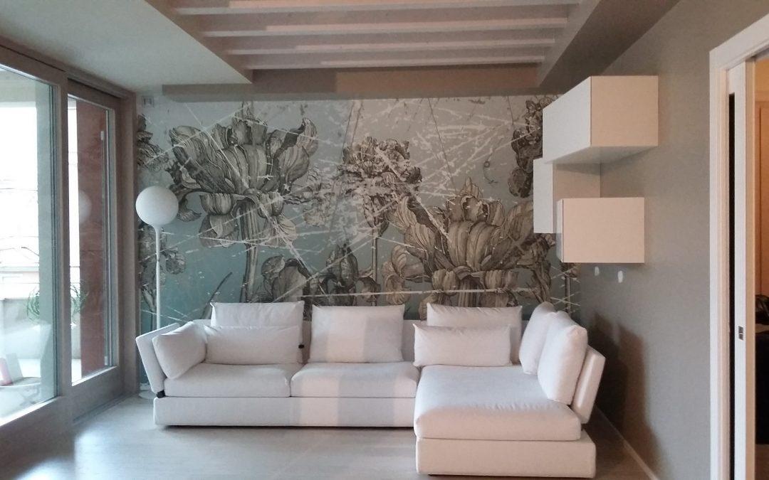 Tinteggiatura appartamento (Brescia)