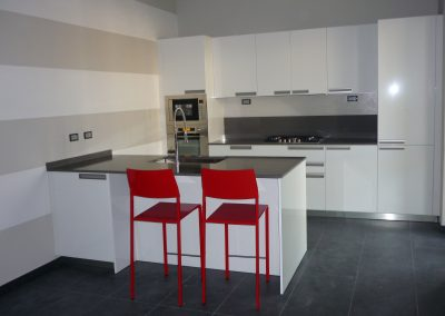 Tinteggiatura cucina (Gottolengo)