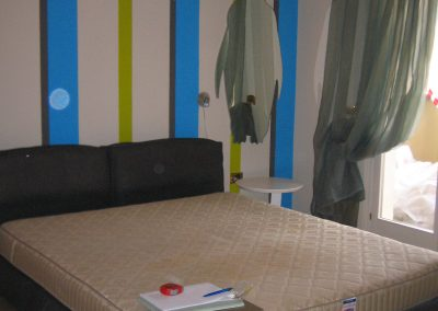 Tinteggiatura camera (Salò)